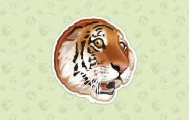 Стикеры WWF ВКонтакте