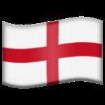 Смайл флаг Англии ВКонтакте