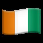 Смайл флаг Кот д-Ивуара ВКонтакте