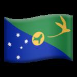 Смайл флаг Острова Рождества (Австралия) ВКонтакте