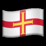 Смайл флаг Гернси ВКонтакте