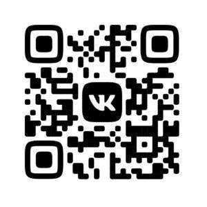 Новый дизайн ВК 2019 qr код