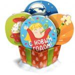Стикеры Зимние каникулы ВКонтакте