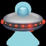 Смайл Летающая тарелка ВКонтакте