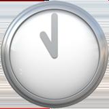 Смайл Время одиннадцать часов ВКонтакте