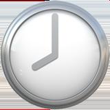 Смайл Время восемь часов ВКонтакте