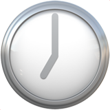 Смайл Время семь часов ВКонтакте
