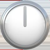 Смайл Время двенадцать часов ВКонтакте