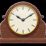 Смайл Каминные часы ВКонтакте