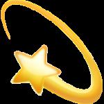 Смайл Кружащаяся звезда ВКонтакте