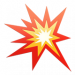 Смайл Взрыв ВКонтакте
