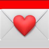Смайл Любовное письмо ВКонтакте