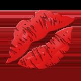 Смайл Значок поцелуя ВКонтакте