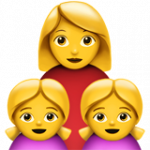 Смайл Семья: женщина