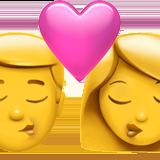 Смайл Поцелуй: женщина