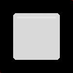Смайл Небольшой белый квадрат ВКонтакте