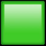 Смайл Зеленый квадрат ВКонтакте