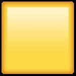 Смайл Желтый квадрат ВКонтакте