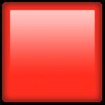 Смайл Красный квадрат ВКонтакте