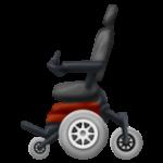 Смайл Моторизованное инвалидное кресло ВКонтакте