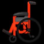 Смайл Инвалидная коляска ВКонтакте