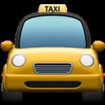 Смайл Такси спереди ВКонтакте