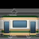 Смайл Трамвайный вагон ВКонтакте