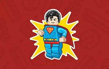 Стикеры LEGO ВКонтакте