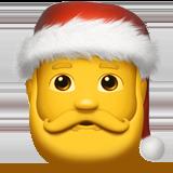 Смайл Санта-Клаус ВКонтакте