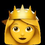 Смайл Принцесса ВКонтакте