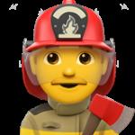 Смайл Пожарный ВКонтакте