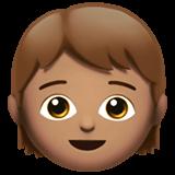 Смайл Ребенок: средний тон кожи ВКонтакте