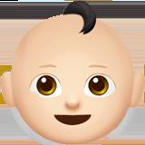 Смайл Ребёнок (светлый тон) ВКонтакте