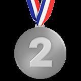 Смайл Серебряная медаль ВКонтакте