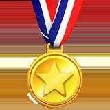 Смайл Спортивная медаль ВКонтакте