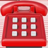 Смайл Телефон (черный тон) ВКонтакте
