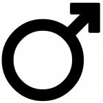 Смайл Женский символ ВКонтакте