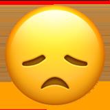 Смайл Разочарование ВКонтакте