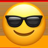 Смайл Лицо в очках ВКонтакте