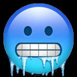Смайл Холодно ВКонтакте