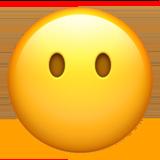 Смайл Лицо без рта ВКонтакте