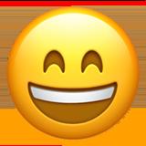 Смайл Широкая улыбка ВКонтакте