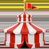 Смайл Цирковой шатер ВКонтакте