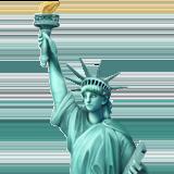 Смайл Статуя свободы ВКонтакте