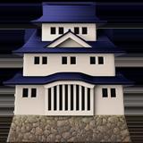Смайл Японский замок ВКонтакте
