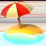 Смайл Пляжный зонтик ВКонтакте