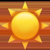 Смайл Солнце с лучами ВКонтакте