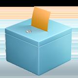 Смайл Избирательная урна ВКонтакте