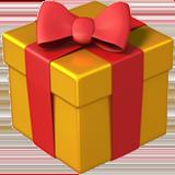 Смайл Подарок ВКонтакте