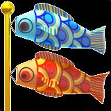 Смайл Игрушка с рыбками на палочке ВКонтакте